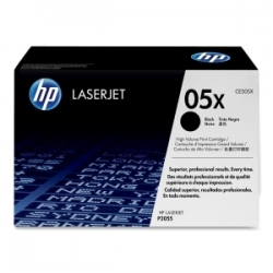 TONER NEGRO HP PAQUETE DOBLE CE505X (OUTLET)
