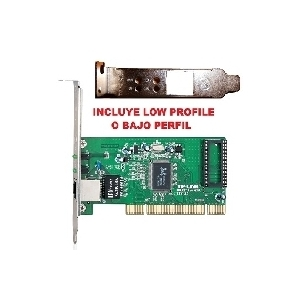 TARJETA RED PCI 10/100/1000  TP-LINK
